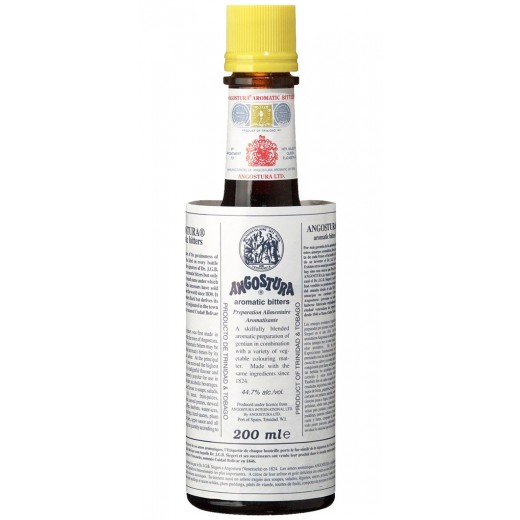 Angostura Aromatic Bitters 44,7%, 20cl-31