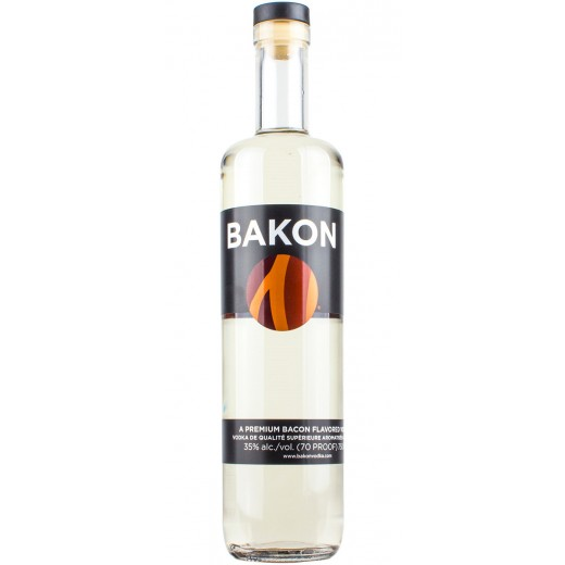 Bakon Vodka 35% 75cl-31