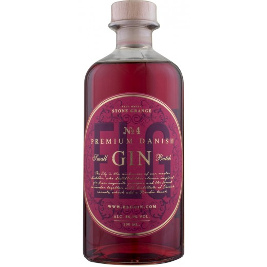 ELG No. 4 Premium Danish Small Batch Gin 46,5%, 50 cl-31