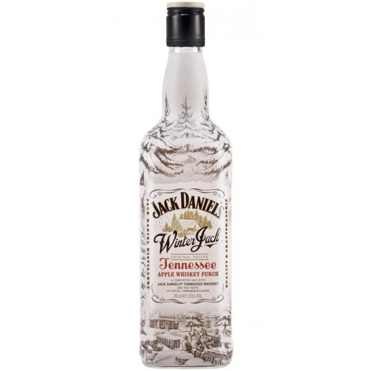 Jack Daniels Winter Jack 15% Apple Whiskey Punch-31