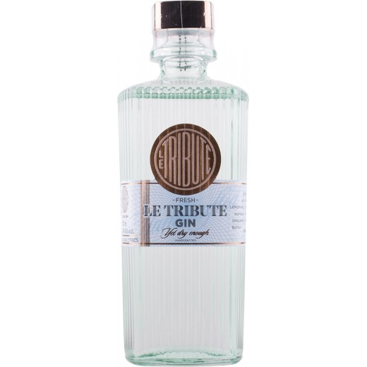 Le Tribute Handcrafted Spansk Gin 43%-31