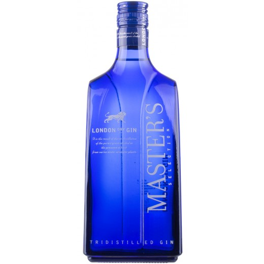 Master's Selection London Dry Gin 40%-31