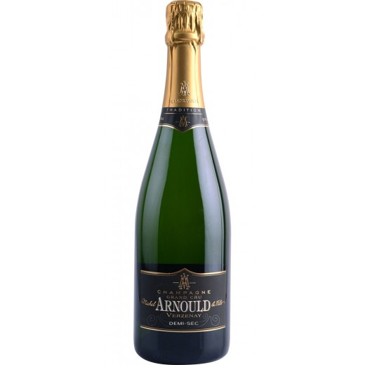Michel Arnould Champagne Demi-Sec Tradition Grand Cru-34