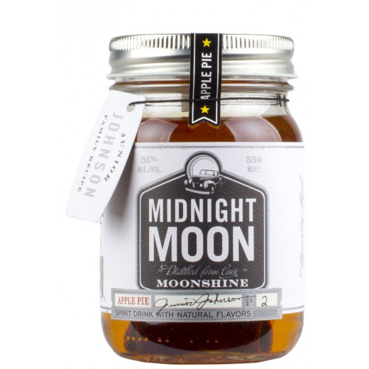 Midnight Moon Apple Pie Moonshine Whisky 35% 35 cl-31
