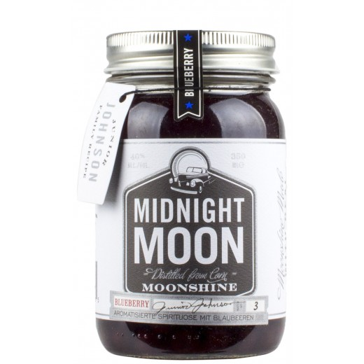 Midnight Moon Blueberry Moonshine Whisky 40% 35 cl-31