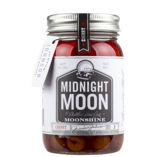 Midnight Moon Cherry Moonshine Whisky 40% 35 cl-31
