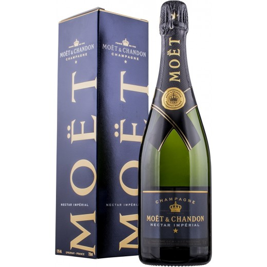Moet and Chandon, Nectar Demi-Sec NV, Imperial Champagne-38