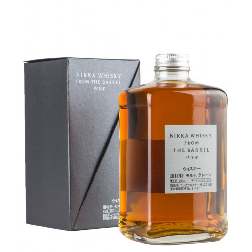 Nikka Whisky From The Barrel, Japan 51,4% 50cl.-31