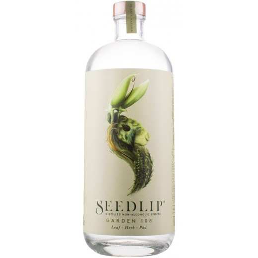 Seedlip Garden 108 (Non-Alcoholic Spirit) 70cl-31