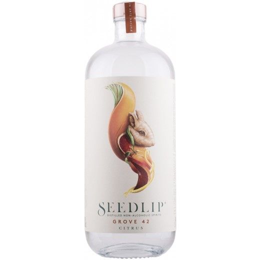 Seedlip Grove Citrus 42 (Non Alcoholic Spirit) 70cl-31