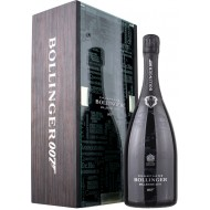 2011 Champagne Bollinger 007 James Bond-20