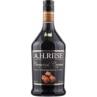 A.H. Riise Rum Caramel Cream Likør, with a hint of sea salt 17%-20