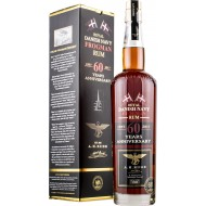A.H. Riise Frogman 60 Years Anniversary Royal Danish Navy Rum 60%-21
