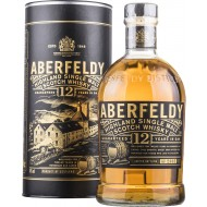 Aberfeldy 12 år Highland Single Malt Scotch Whisky 40%-21