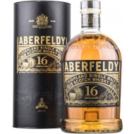 Aberfeldy 16 år Highland Single Malt Scotch Whisky 40%-20