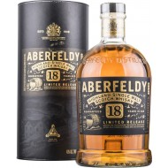 Aberfeldy 18 år Highland Single Malt Scotch Whisky 40% 100cl-20