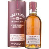 Aberlour 12 år Double Cask Matured, Speyside Single Malt Whisky 40%-20
