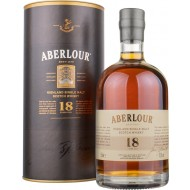 Aberlour 18 år Highland Single Malt Whisky 43%-21