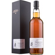 Bruichladdich, Port Charlotte 2003 Adelphi Club Denmark 15 år Single Malt Whisky 57,7%-20