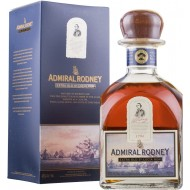 Admiral Rodney Extra Old St. Lucia Rom 40%-20