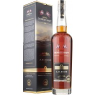 A.H. Riise Royal Danish Navy Rum, Saint Thomas 40%-21