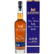 A.H. Riise Kong Haakon Royal Reserve Rum 42%-21
