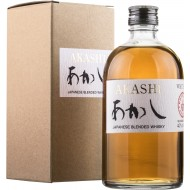 Akashi Blended Whisky, White Oak Distillery 40% 50cl-20