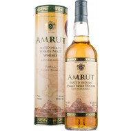 Amrut Indian Peated Single Malt Whisky 46%-21