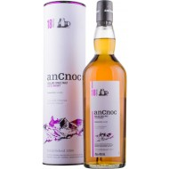 AnCnoc 18 år Highland Single Malt Scotch Whisky 46%-21