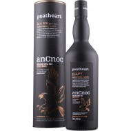 AnCnoc Peatheart 40.0 PPM Heavily Peated Highland Single Malt Scotch Whisky 46%-20