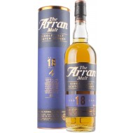 Arran 18 år Single Malt Whisky (Old Label) 46%-20