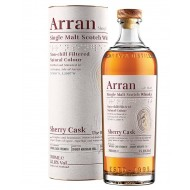 Arran Single Malt, Sherry Cask (The Bodega) 55,8% Cask Strength-20