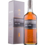 Auchentoshan Three Wood, Lowland Single Malt Whisky 43%-20