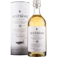 Aultmore 12 år Speyside Single Malt Whisky 46%-24