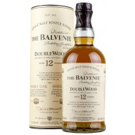 Balvenie 12 år Doublewood Single Malt Whisky 40%-21