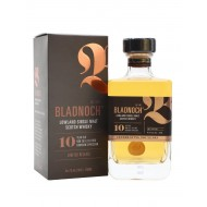 Bladnoch 10 år Single Lowland Malt Whisky 46,7% GB-21