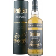 The BenRiach Heart of Speyside Single Malt Whisky 40%-20