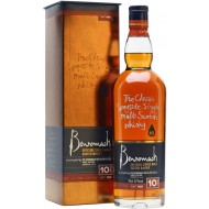 Benromach 10 år 100 Proof Single Malt Whisky, 57%-20