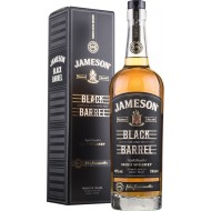 Jameson Black Barrel Triple Distilled Irish Whiskey 40%-20
