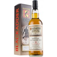 Blackadder Raw Cask Barbados FourSquare 11 år Rum 62%-20