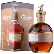Blantons Single Barrel Bourbon Cask Strength 64,4%-20