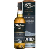 Arran Quarter Cask The Bothy Single Malt Whisky, 55,7%-20