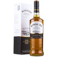 Bowmore 12 år Single Malt Scotch Whisky 40%-20