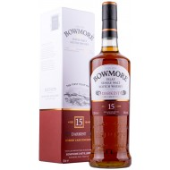 Bowmore 15 år Darkest Sherry Cask Finish Single Islay Malt Whisky, 43%-20
