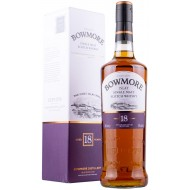 Bowmore 18 år Single Islay Malt Whisky 43%-21