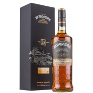 Bowmore 25 år Single Malt Scotch Whisky 43% Small Batch Release-20