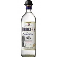 Brokers Premium London Dry Gin 40%-20