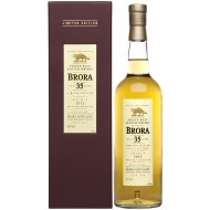 Brora 35 år 2012 Single Malt 11th Release Limited Edition, 48,1%-20