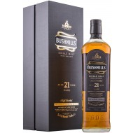 Bushmills 21 år Single Malt Irish Whiskey 40%-20
