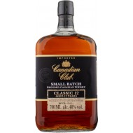 Canadian Club 12 år Blended Canadian Whisky 40%-21